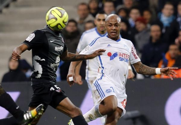 Olympique Marseille - FC Metz