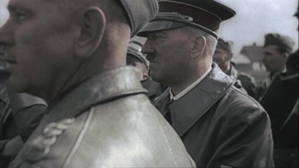 Dokument Toulavá mrtvola Adolfa Hitlera