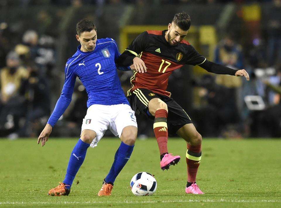 Fotbal: Itálie - Španělsko
