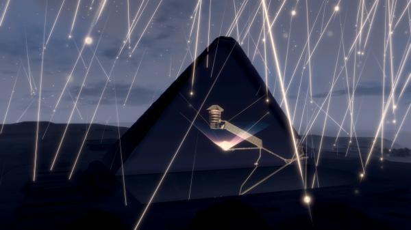 Rozluštěné tajemství Chufuovy pyramidy