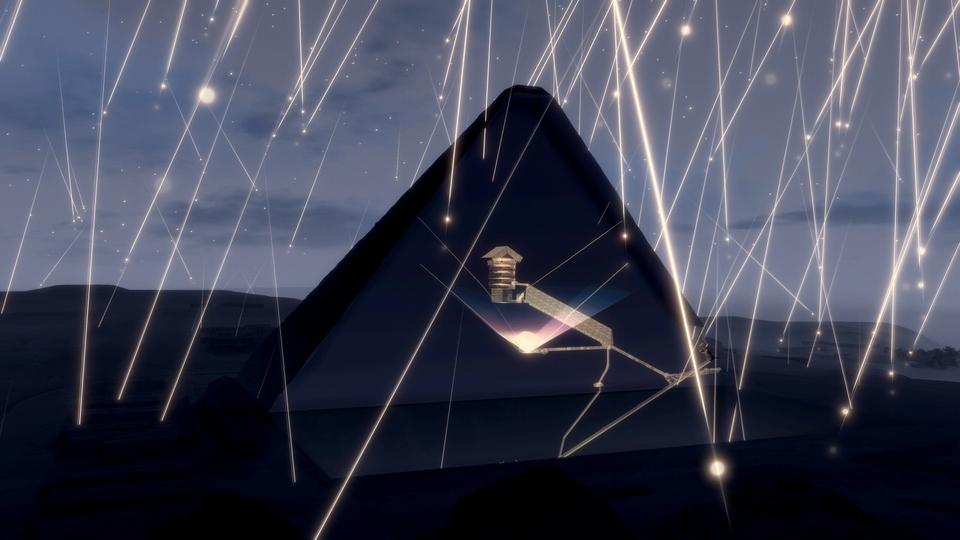 Dokument Rozluštěné tajemství Chufuovy pyramidy