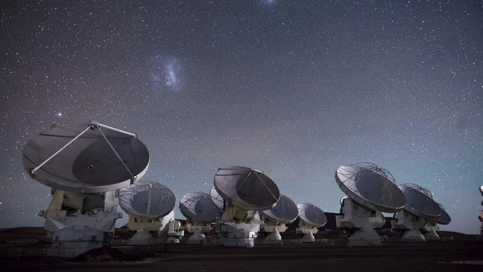 Dokument Nejvýkonnější vesmírné teleskopy
