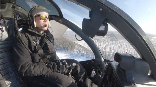 Kouzla a nebezpečí skandinávské zimy