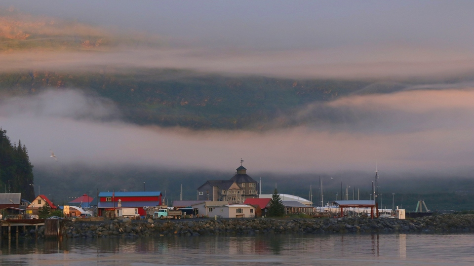 Dokument Aljaška, nekonečná země