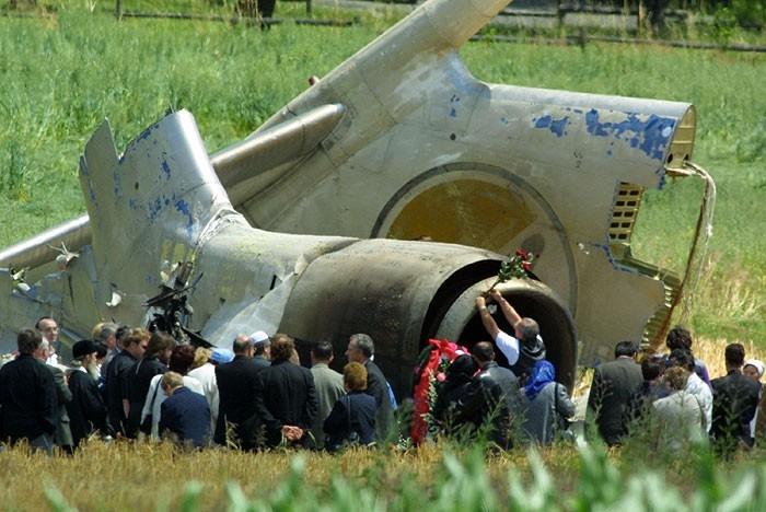 Dokument Letecké nešťastia a ich tajomstvá
