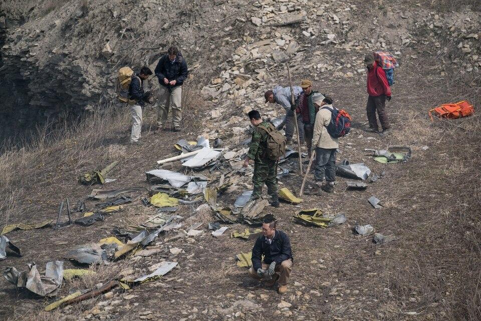 Dokument Letecké katastrofy