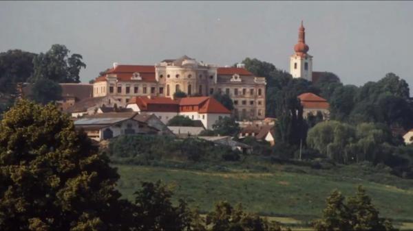Sen barokního kavalíra