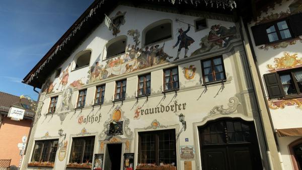 Dokument Bavorsko, země hor a jezer