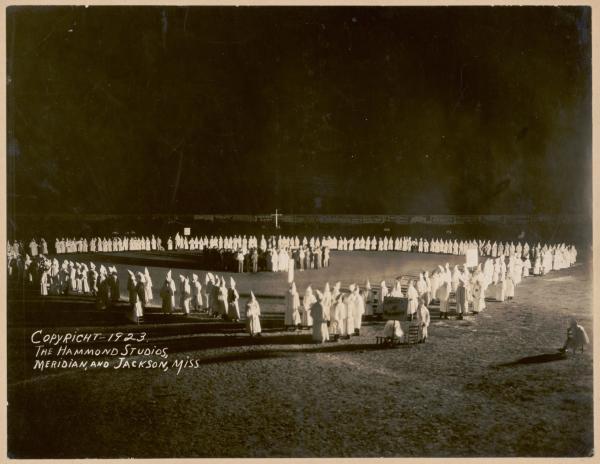 Ku Klux Klan: Zrození neviditelné říše