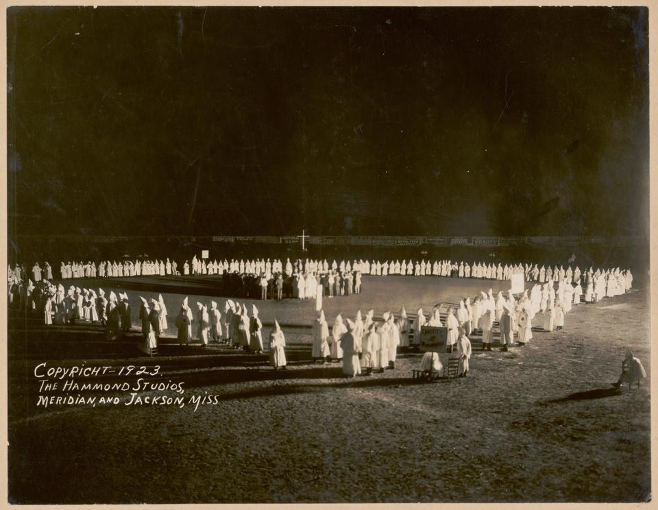 Documentary Ku Klux Klan: Zrození neviditelné říše