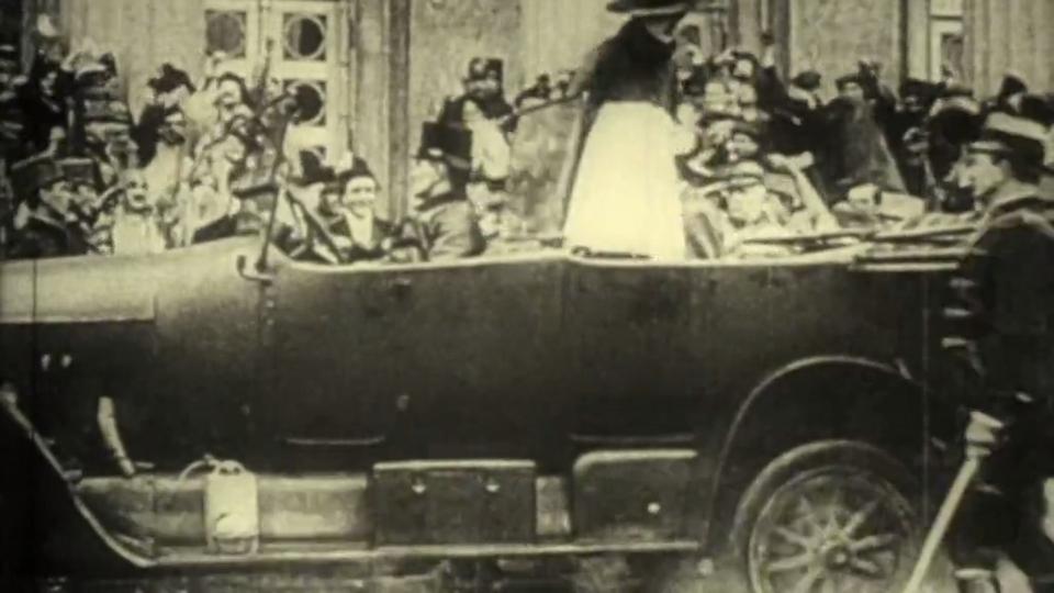 Dokument Balkánská past