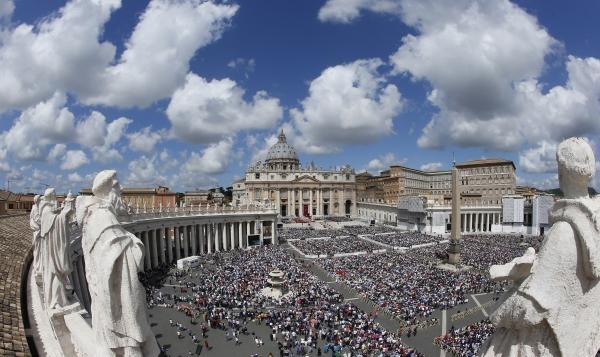Papež - nejmocnější člověk na planetě