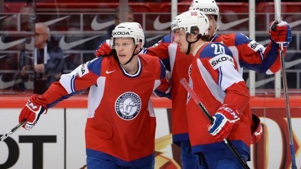 Hokej: Kanada - Norsko