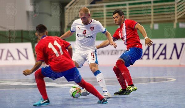 Futsal: Brazílie - Česko