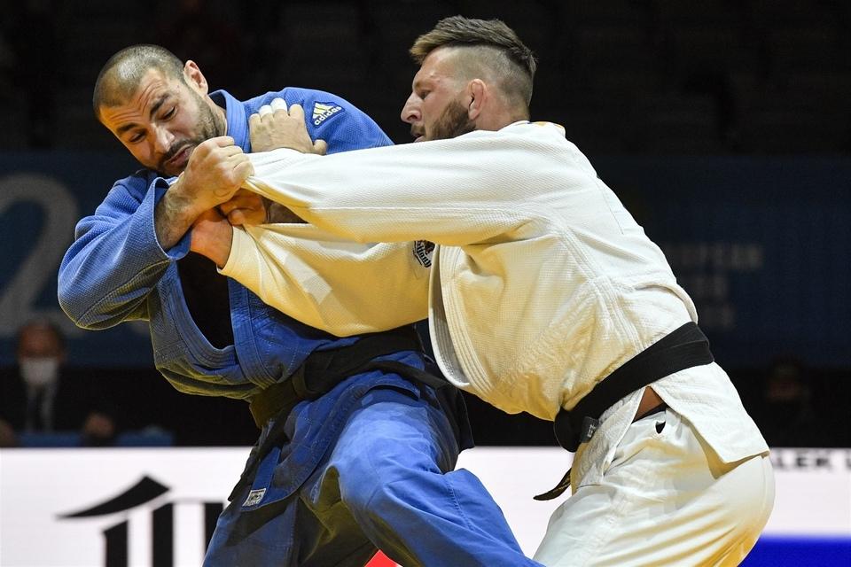 Judo: IJF World Tour 2021 Gruzie