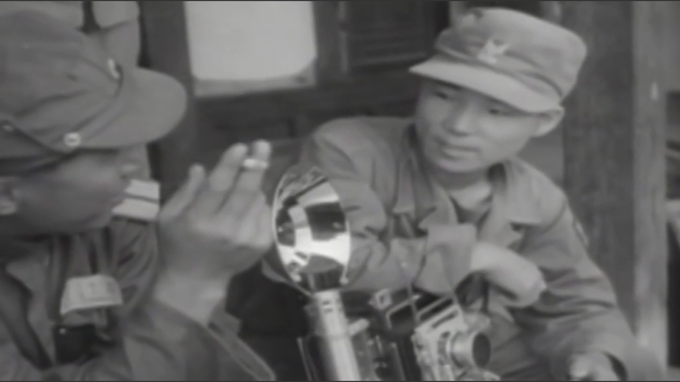 Dokument Korea - Zapomenutá válka