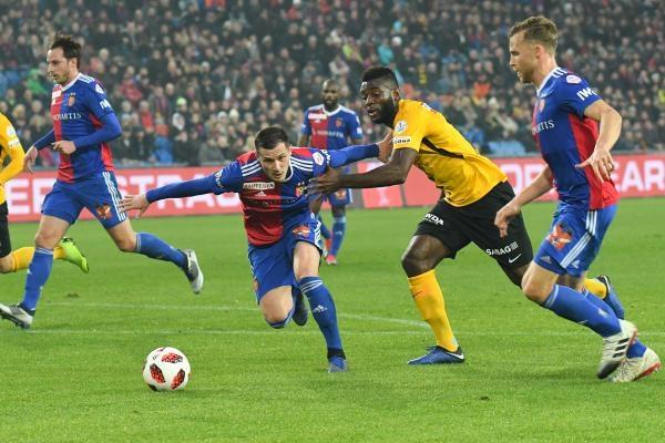 FC St. Gallen 1879 - FC Basel 1893