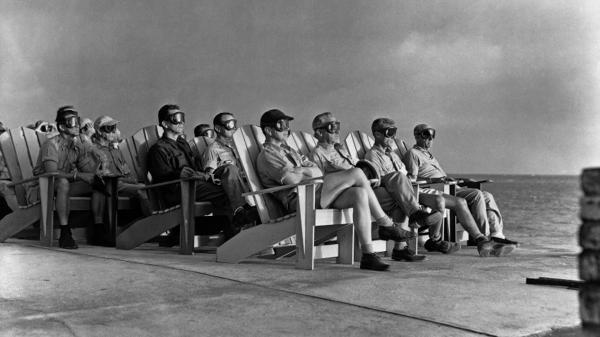 Dokument Zapomenutá nukleární válka