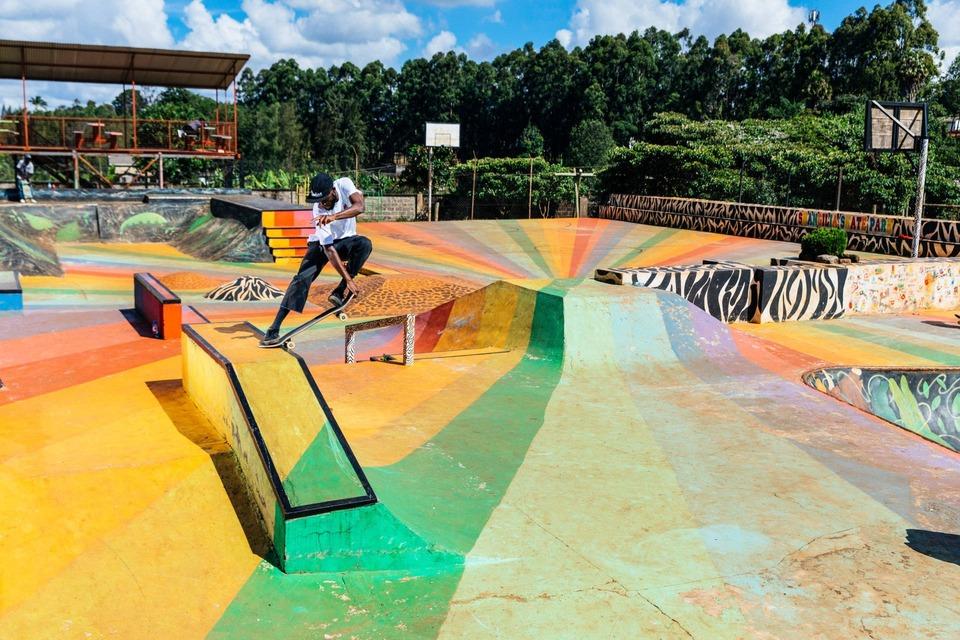 Skate Africa