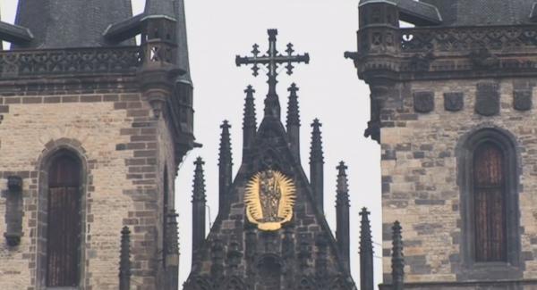 Chrámy v zemi bez víry