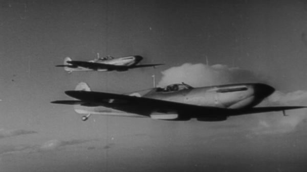 Dokument Odplata pro Luftwaffe: Utajené Spitfiry