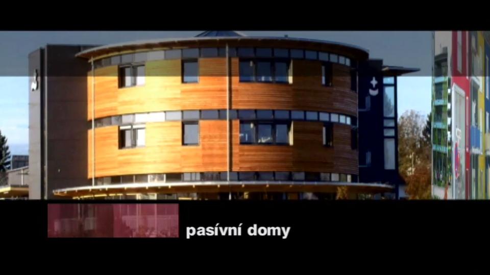 Dokument Pasivní domy
