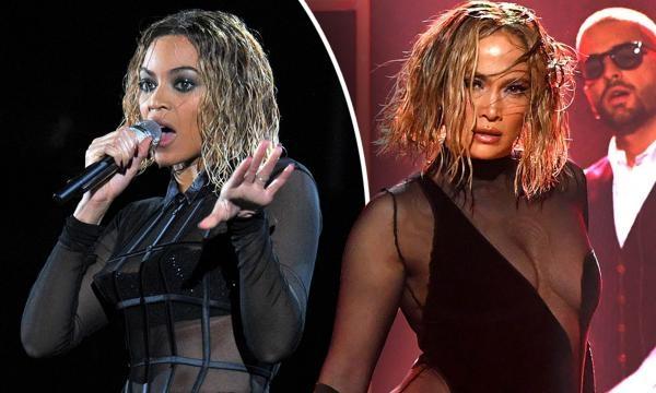 DUEL Jennifer Lopez vs Beyoncé