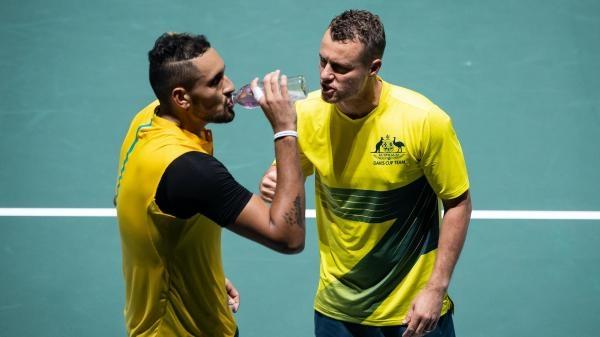 Tímy snov - Ideálny Davis Cup team Austrália