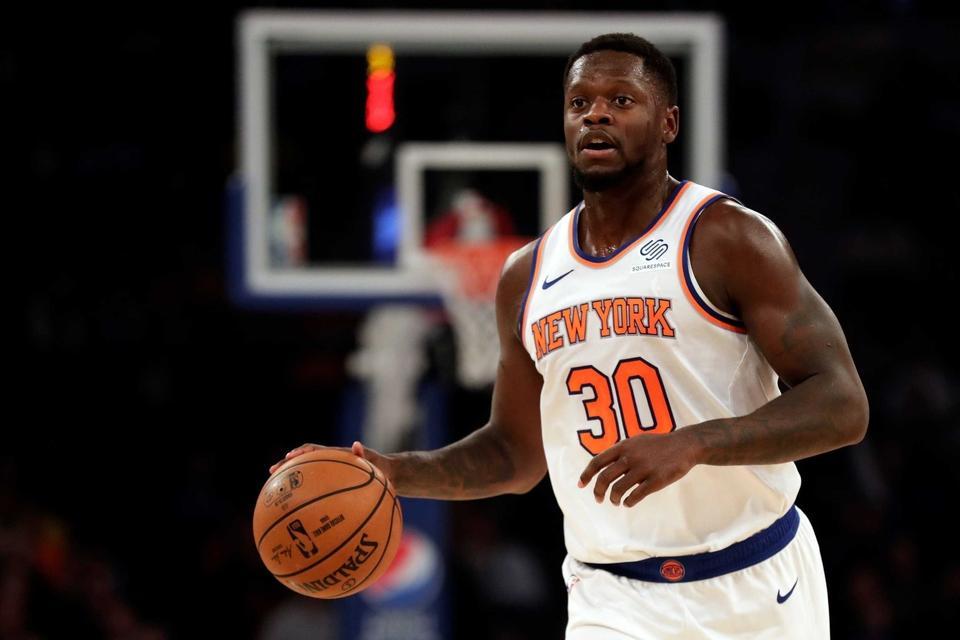 Tímy snov - NY Knicks