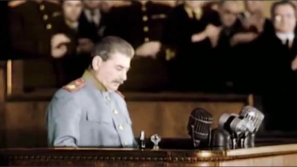 Dokument Tajný život Josifa Stalina