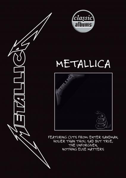 Slavná alba: Metallica - Metallica
