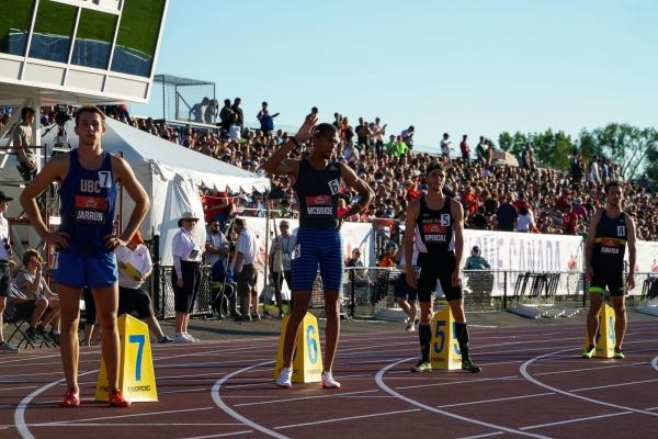 Atletika: Adidas Boston Boost Games