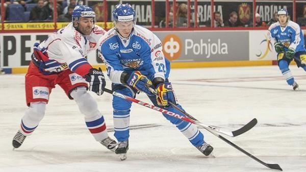 Hokej: Finsko - Česko
