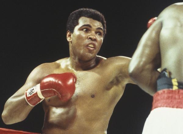 Nesmrteľní - Muhammad Ali
