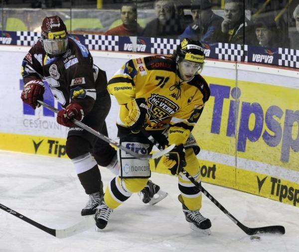 Hokej: HC VERVA Litvínov - HC Sparta Praha