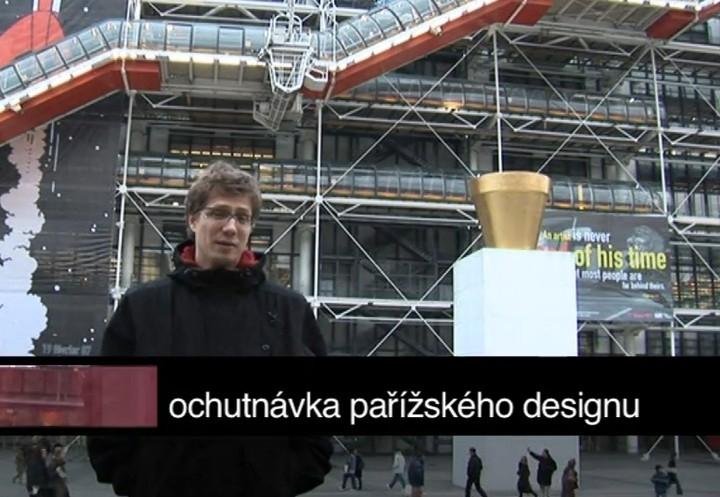 Documentary Ochutnávka pařížského designu