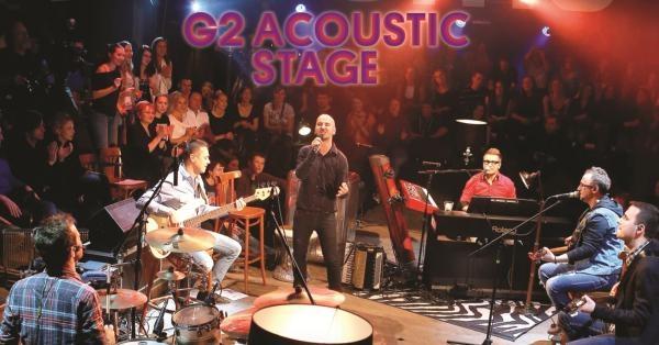 #NAÓČKUJSEHUDBOU - No Name: G2 Acoustic stage