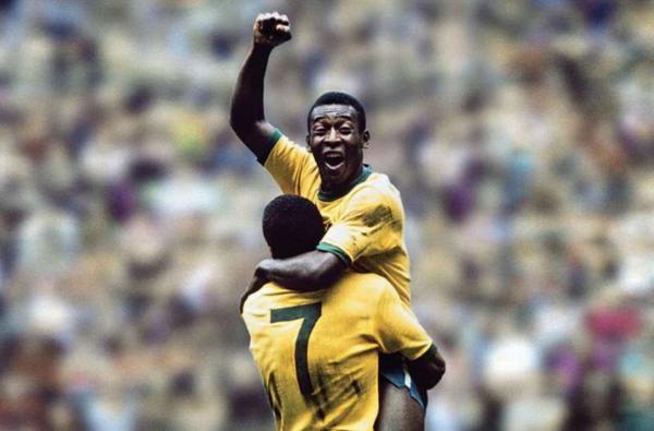 Nesmrteľní - Pelé a Nickelson