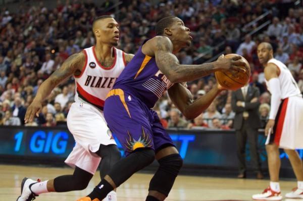 Phoenix Suns - Portland Trail Blazers