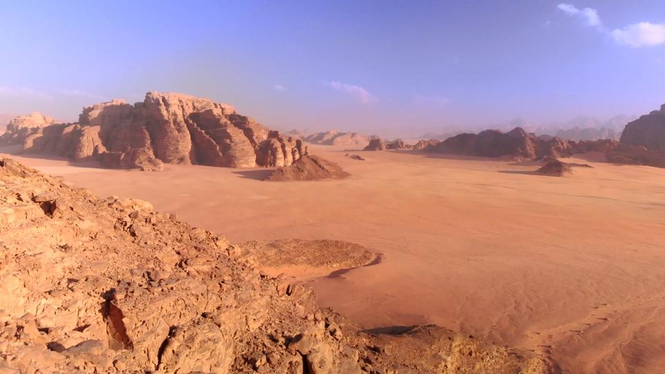 Dokument Petra: Tajomstvá antických staviteľov
