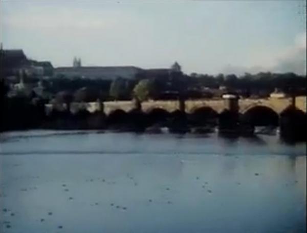 Dokument Praha, neklidné srdce Evropy