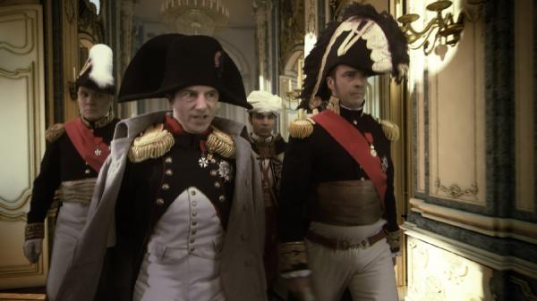 Napoleon: Bitva na Berezině