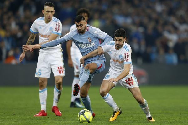 AS Monaco - Olympique Marseille