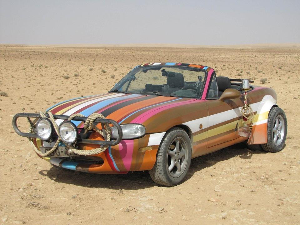 Top Gear speciál: Když se nedaří