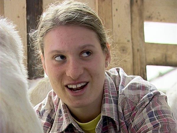 Dokument Farmářka Hana Maturová