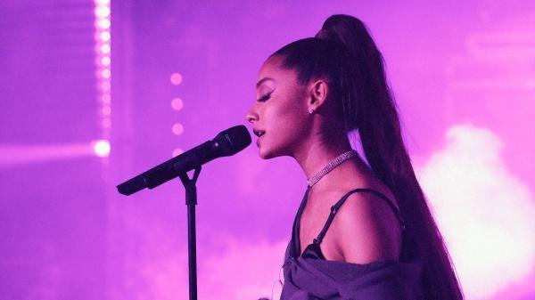 Ariana Grande - koncert v Londýne