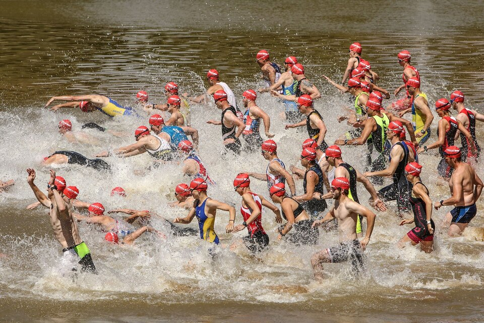 Triatlon: Triathlon Fest Račice 2021