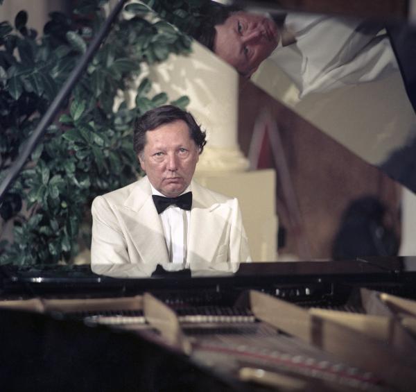 Secesní klavír Jiřího Maláska
