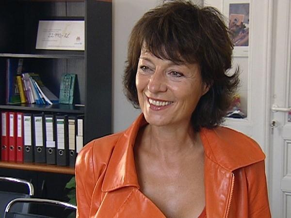 Dokument Liběna Rochová, oděvní designerka