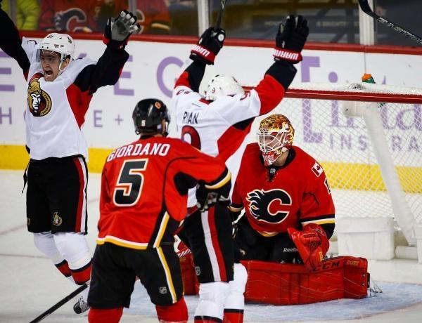 Calgary Flames - Ottawa Senators